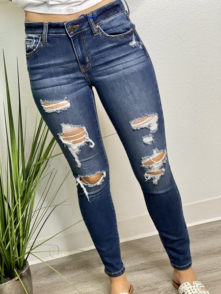 The Jude Mid-Rise Skinnies