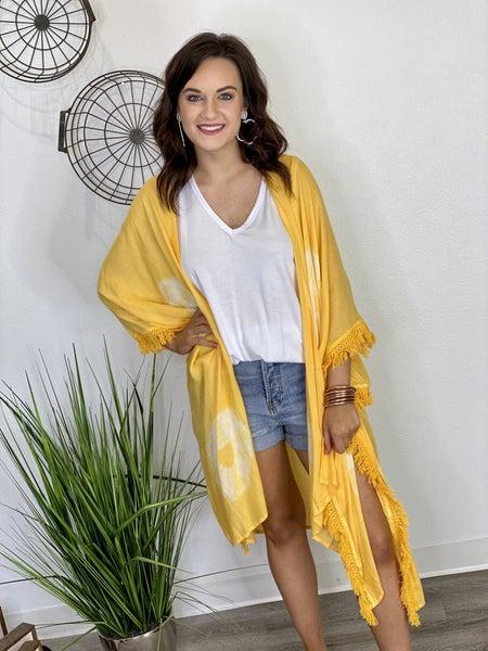 The Marigold Vida Kimono