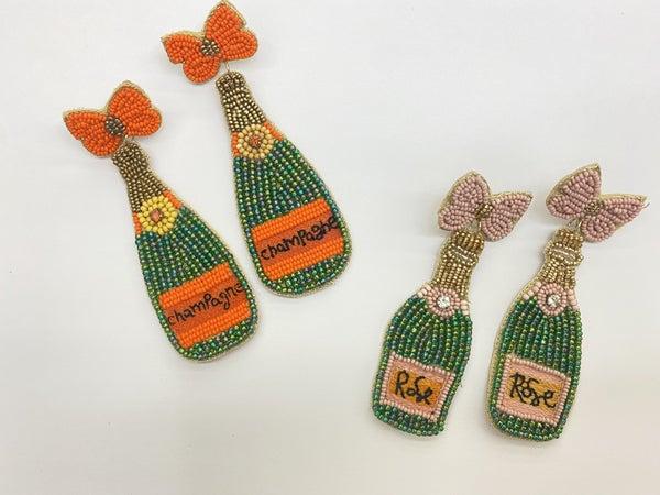 Sip Sip Earrings in 2 Styles