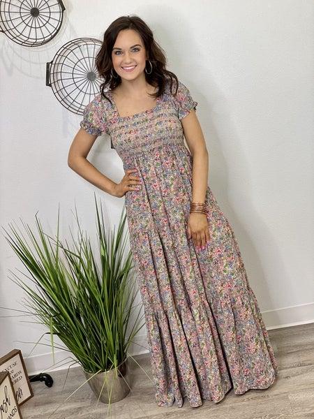 The Hattie Woodstock Dress