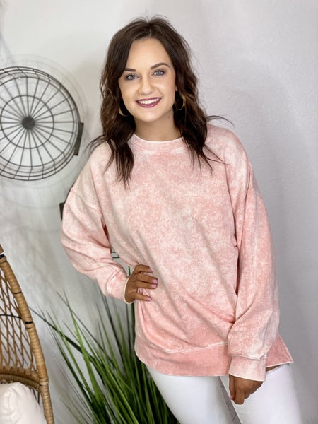 The Peachy Pullover