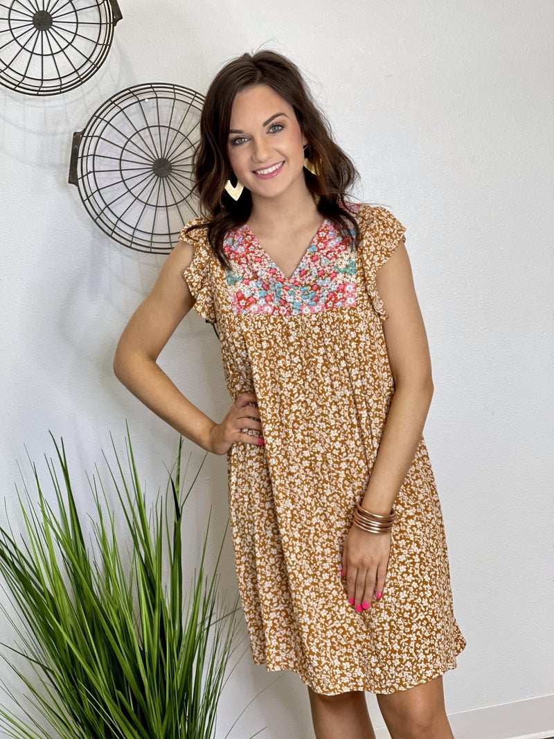 The Marigold Dress in All Sizes