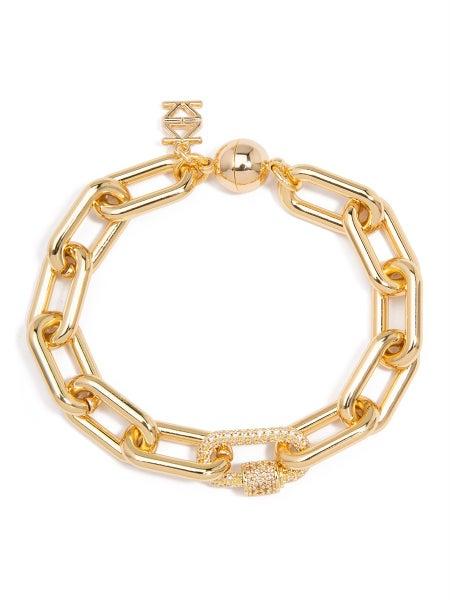 The Link CZ Bracelet