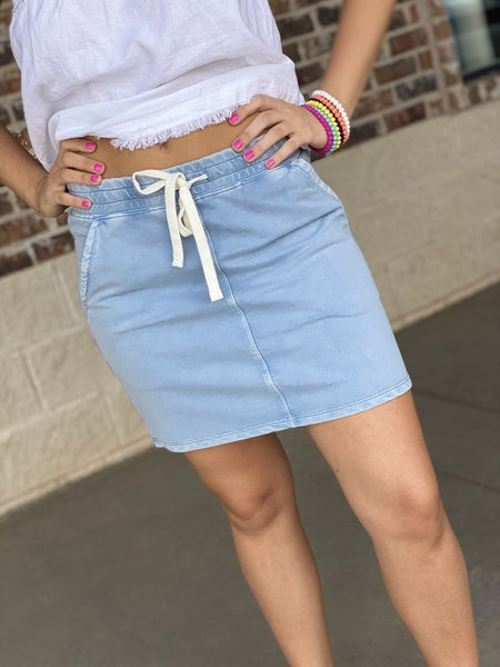 The Timber Skirt