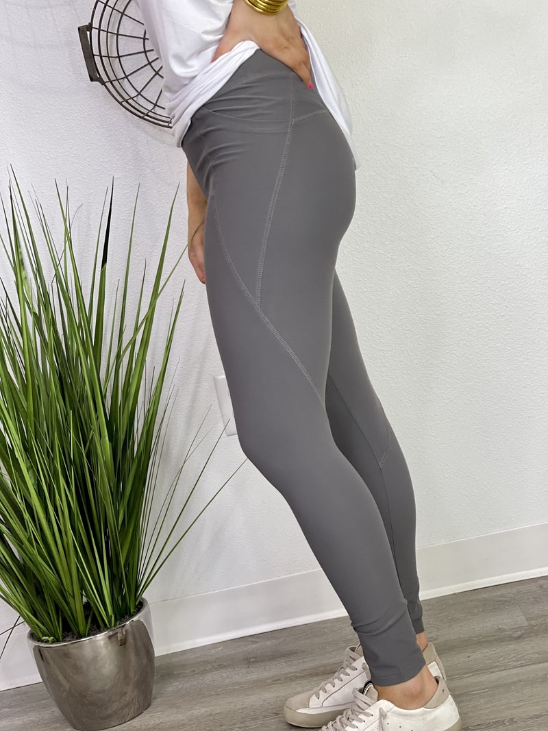 The Anytime Leggings - 2 Colors