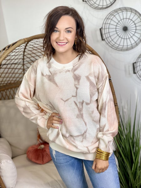The Chloe Sweater - All Sizes