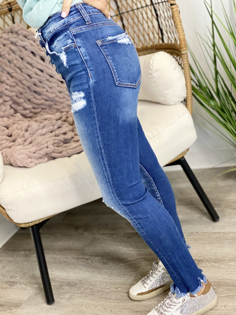 The Charlize Skinnies