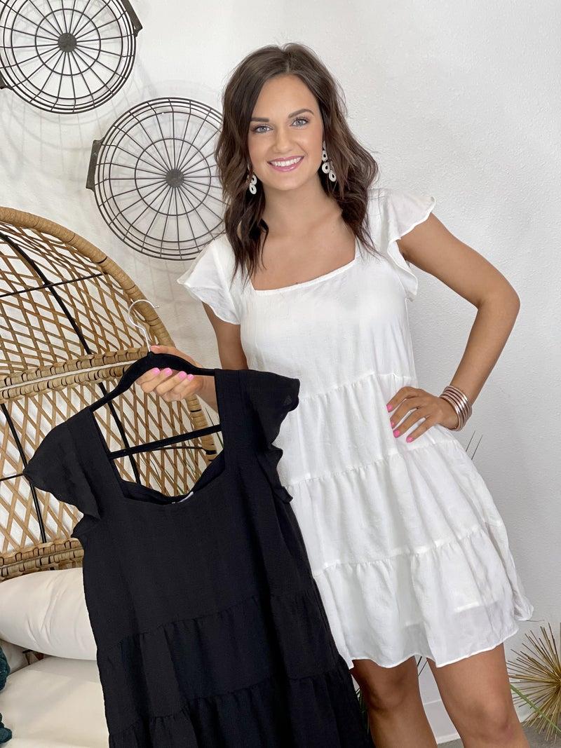 The BL Delilah Dress-2 Colors