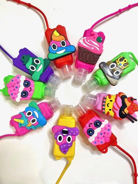 LD STEAL #56: Emoji Sanitizers