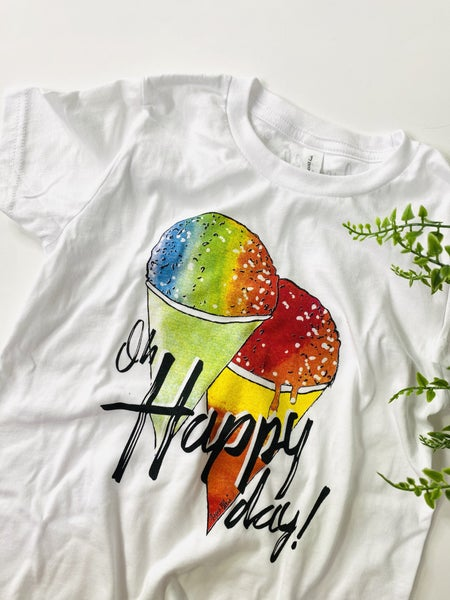The Kids Oh Happy Days Tee