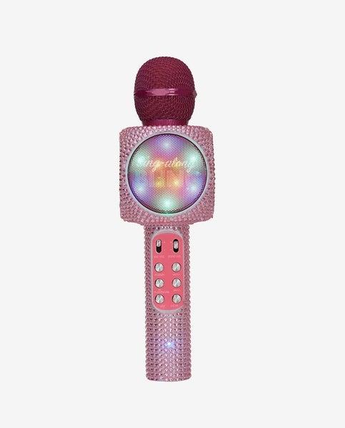 Bling Bluetooth Karaoke Microphone - 2 colors