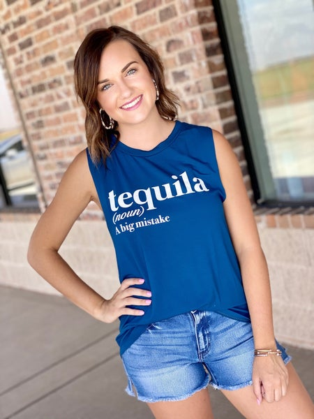 Tequila Tank