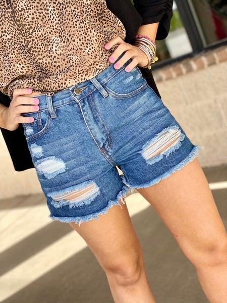 The Meg BL Shorts