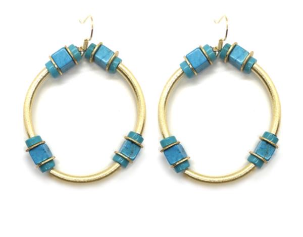AC Santorini Drop Earrings