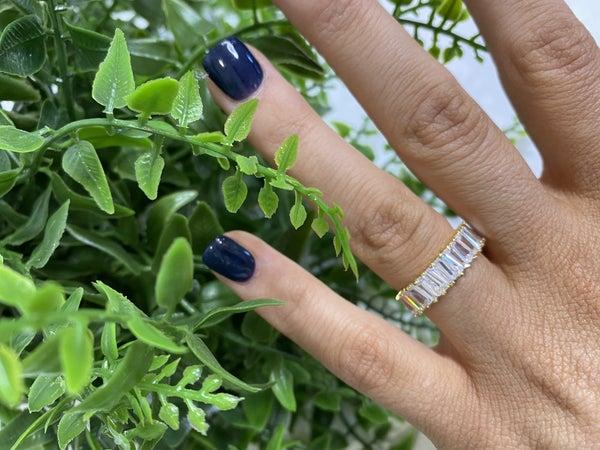 The Vivid Rings