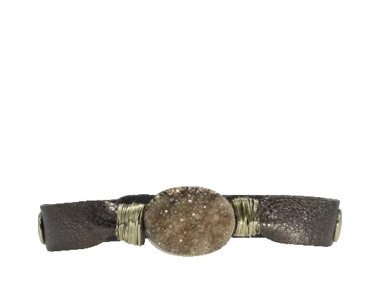 Erimish Bronze Cuff