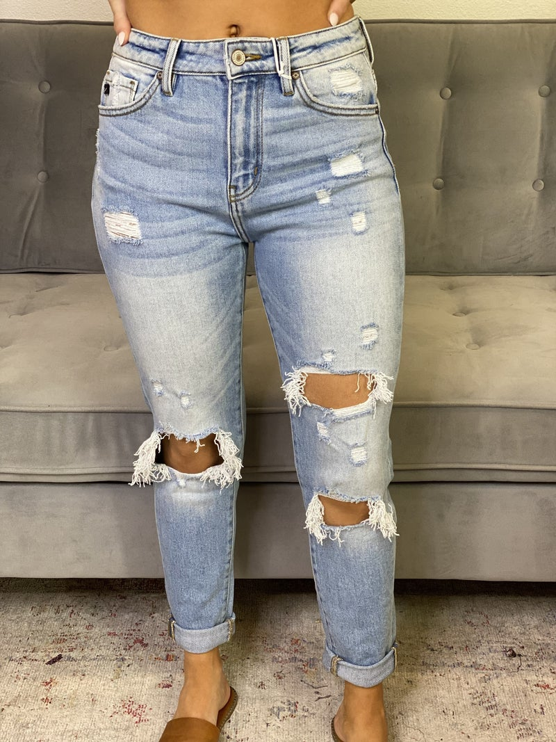 The Lane Relaxed Fit Jeans
