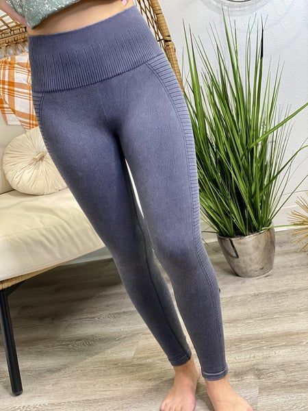The Denim Look Leggings