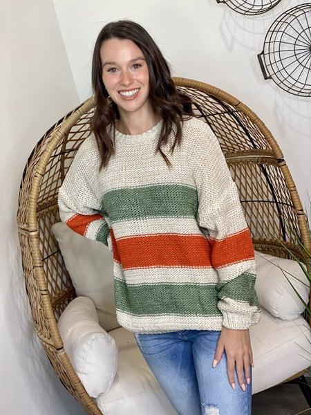 The Mayflower Sweater