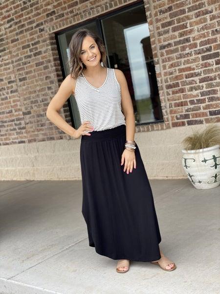 The Sabrina Maxi Skirt