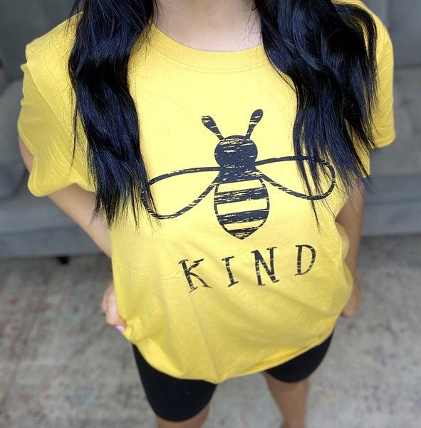 LD STEAL 61-Be Kind Honey Tee