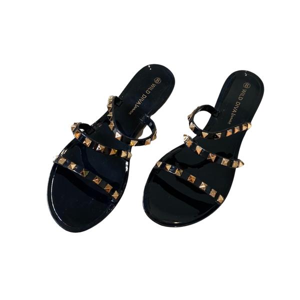The Stud Finder Sandals