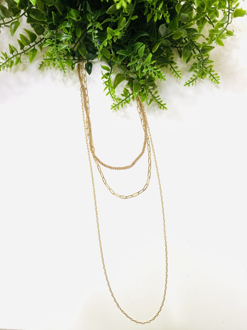 The Dainty Rose Necklace