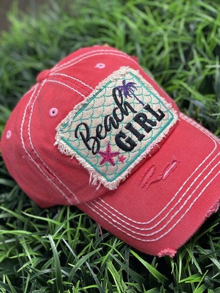 Beach Girl Hat