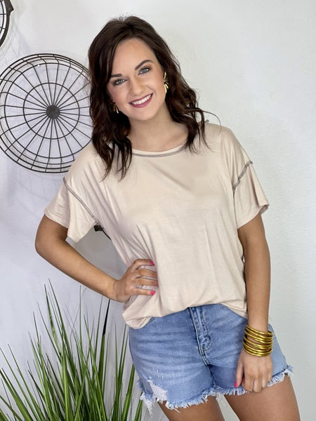 The Jersey Knit Top