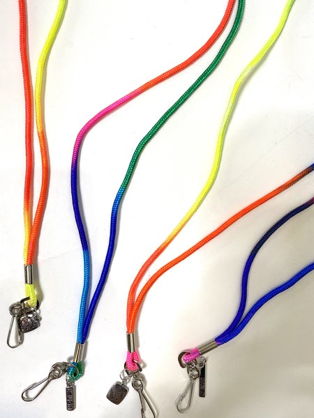 Tie Dye Lanyards- LOTS of Choices
