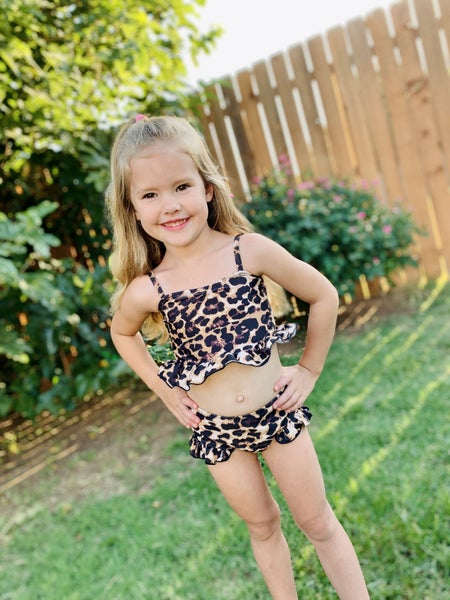 Leo Kids Swimsuit