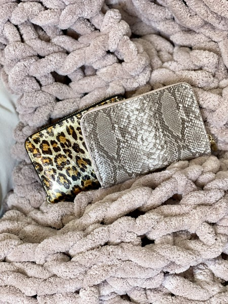 The Luxe Wallets - 2 Styles