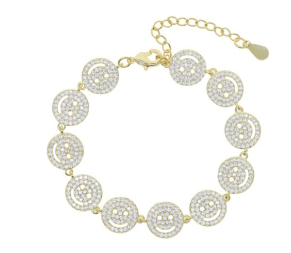 AC Smiles All Around Bracelet