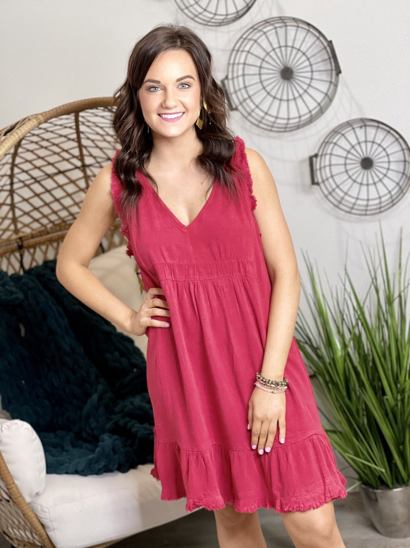 The Coastal Breeze Dress - 3 Colors