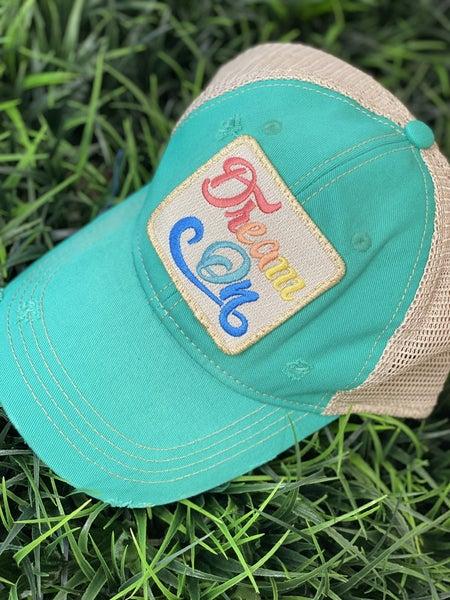 Jade Dream On Hat