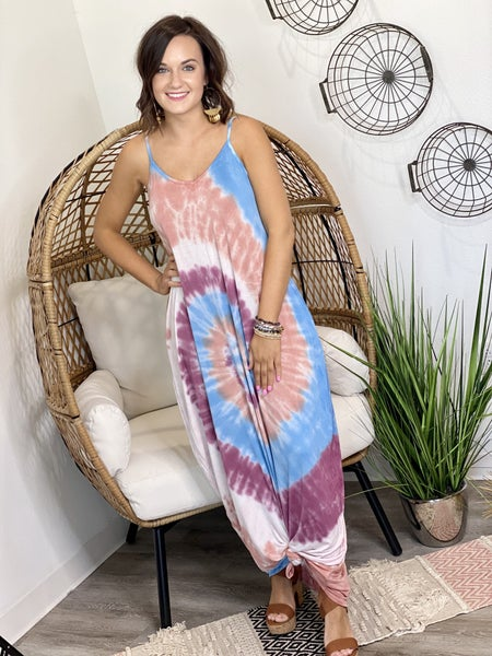 Ginger Cocoon Maxi