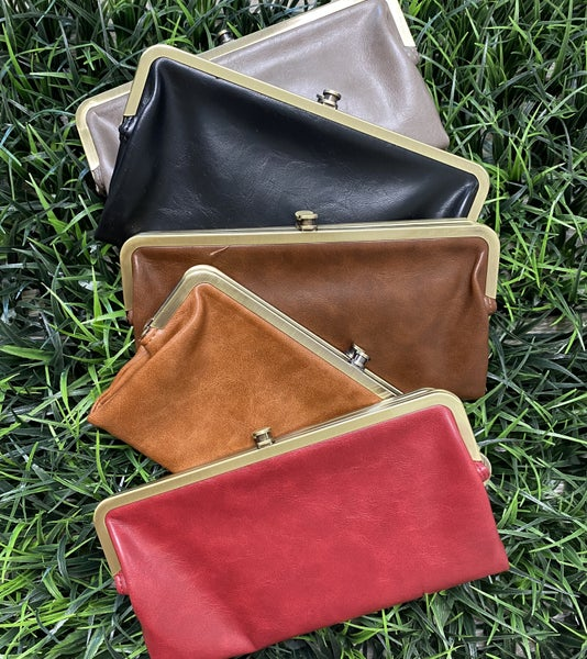 The Boho Inspired Wallet-5 Colors