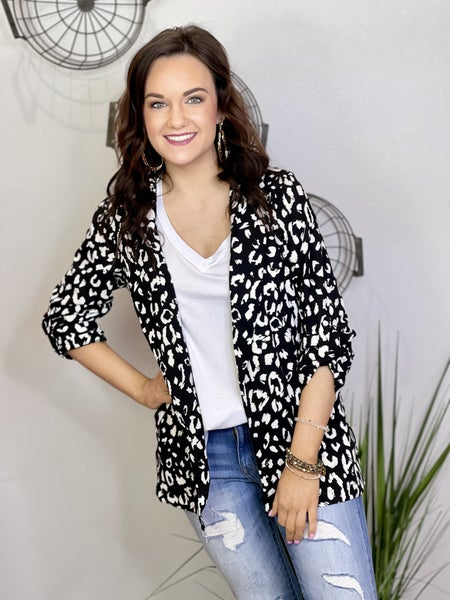 The Spotted Sam Blazer - All Sizes