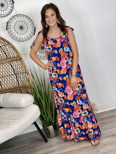 The Adrienne Maxi-Floral Fix