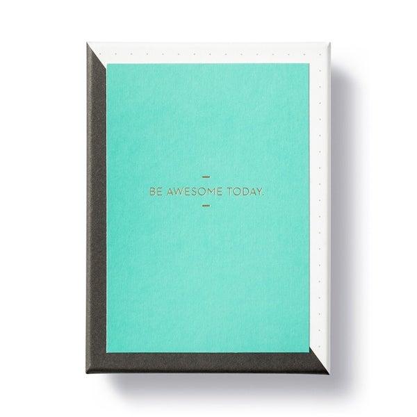 Motto Notecard Set