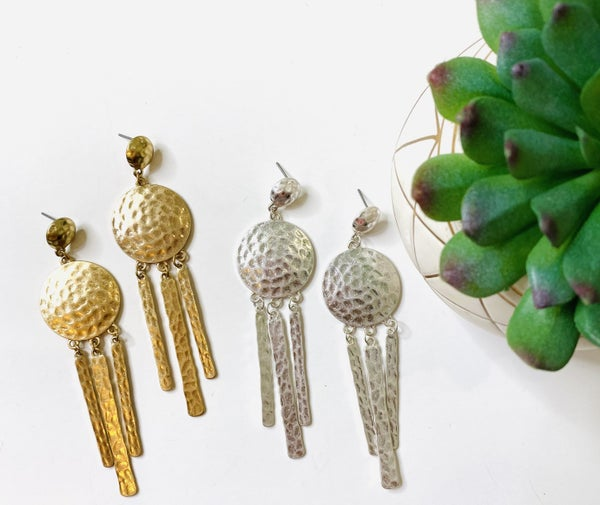 The Shawn Earrings- 2 Colors