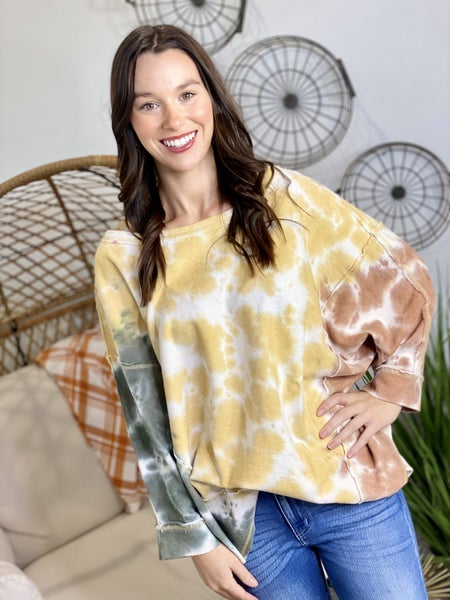 The Mustard Must-Have Pullover