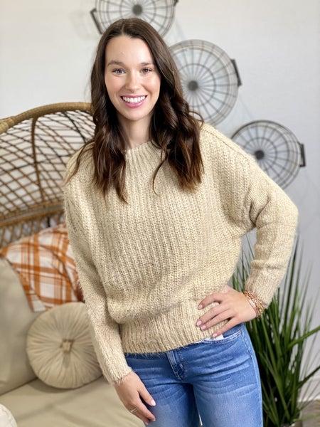 The Eyelash Sweater