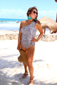 The Tan Lines Leo Swimsuit - All Sizes