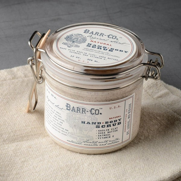 Barr & Co Hand & Body Scrub