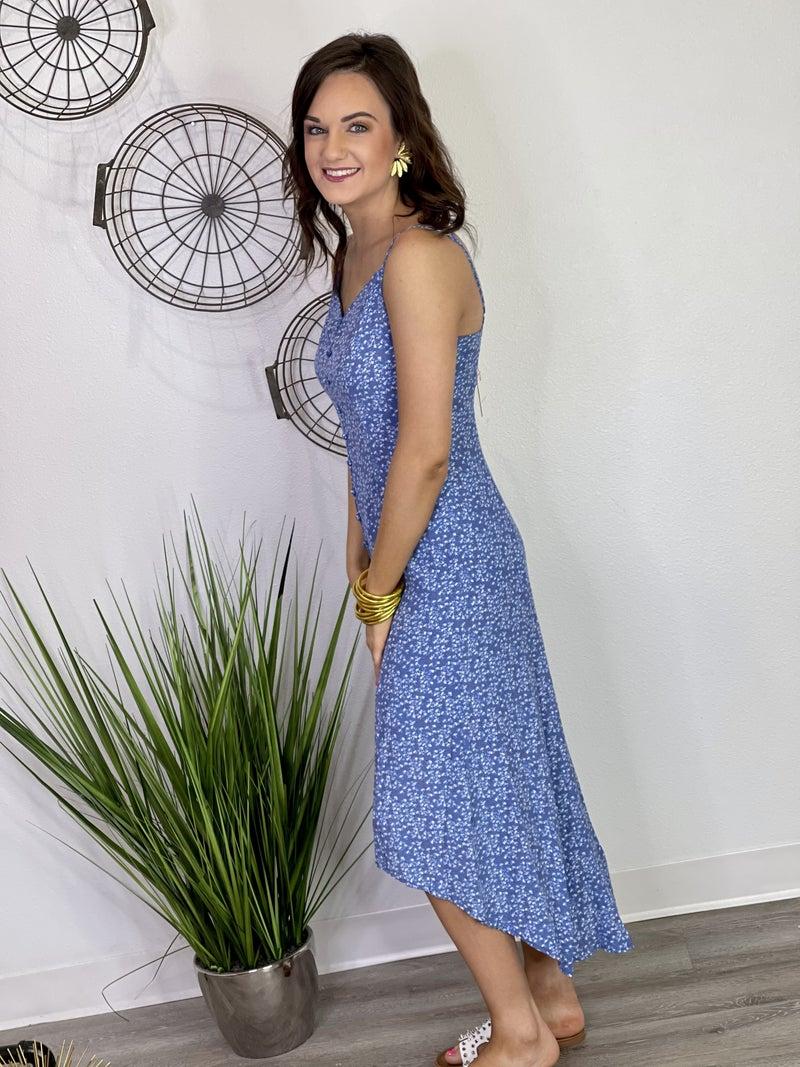The Spring Flower Dress