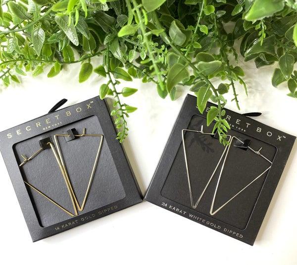 The Trifecta Earrings