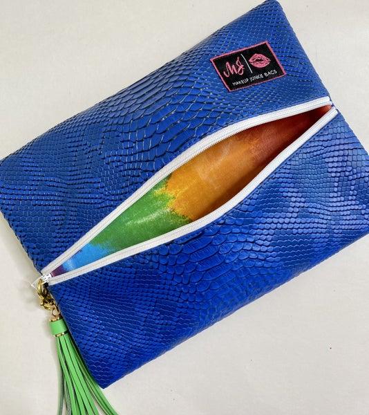 The Smurfette Custom MJ Bag- 5 Sizes