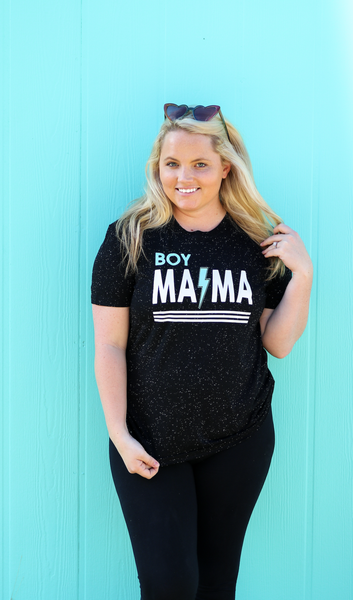 The Bolt Boy Mama Tee