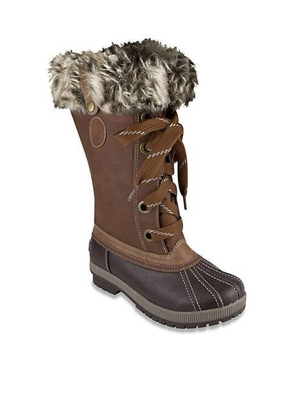 The Fog Fur Boots-2 Colors
